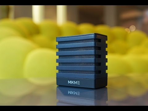 mikme - 2014 - Wireless Recording Microphone - Kickstarter