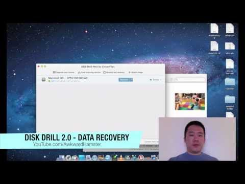 Recover Deleted Files on Mac OS X with Disk Drill