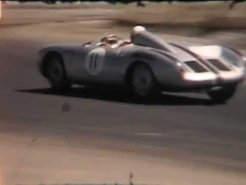 Riverside Raceway Sports Car Races   Sept  1957