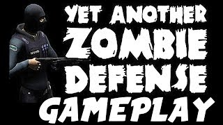 Yet Another Zombie Defense | PC Gameplay