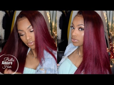 How I Achieved My Red Hair