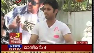 Nithin Face To Face in akshaya patra - TV5