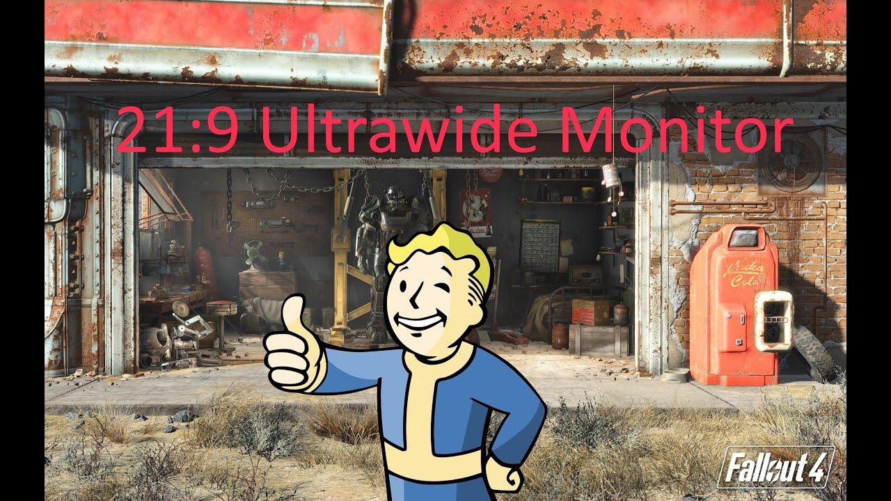 21 9 Fallout 4: Ultra Widescreen Playthrough @ 3440x1440