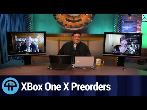 XBox One X Preorder: Get It Now