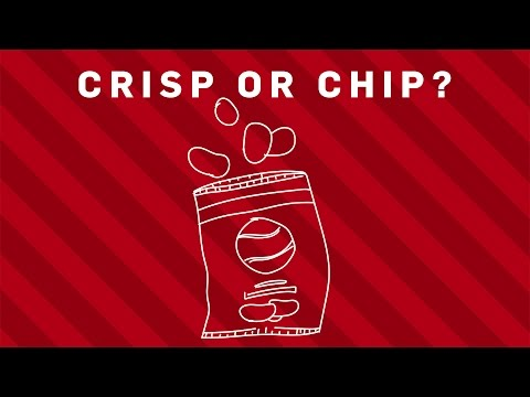 Crisps or Chips? - Debatable - BBC Brit