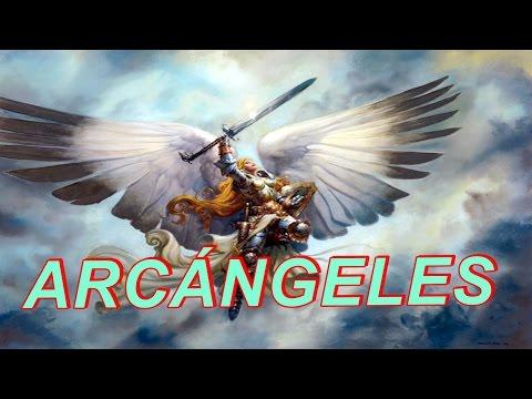 Historia de 3 Arc�ngeles Poderosos: Miguel, Lucifer y Gabriel (Loquendo)