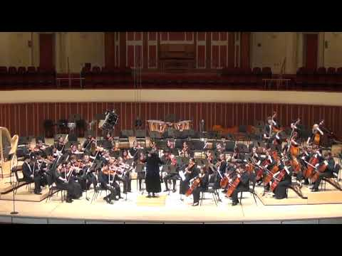 Lullaby performed by Emory Junior Chamber Orchestra