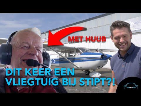 Dit keer een vliegtuig bij Stipt! (Met Huub) - Stipt Polish Point