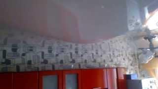 натяжные потолки держат воду  100 % !(, 2013-06-26T18:31:27.000Z)