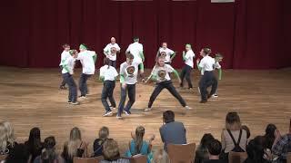 region SUT 2018 Hlinsko 2. místo m.P.F.D. Crew - Jump Around Choreo...