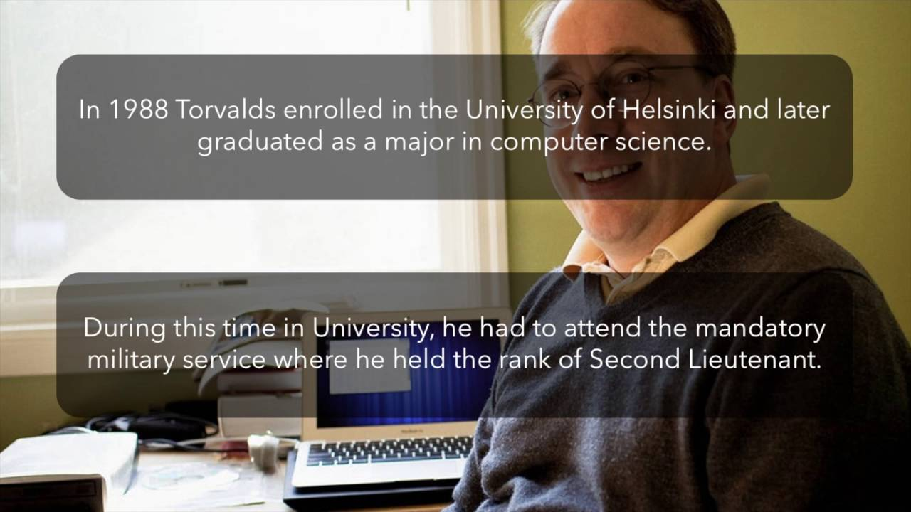 Linus Torvalds: 20 Facts About the Creator of Linux