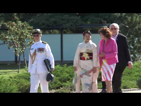 Princess Ayako in Alberta (entire speech)