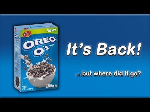 The Complex Story Behind Oreo O's Cereal