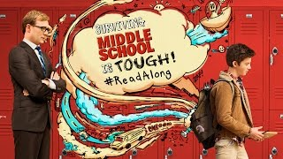 Surviving Middle School is Tough #ReadAlong - Middle School (Movie)