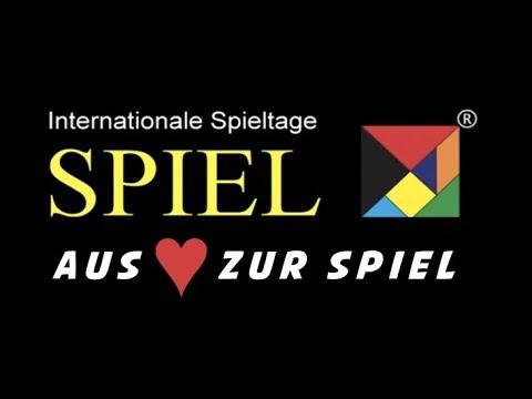 Essen SPIEL 2017 / Aus Liebe Zum Spiel & Aus Liebe Zur SPIEL!