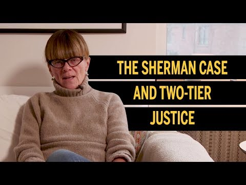 In the Sherman case, be wary of two-tier justice