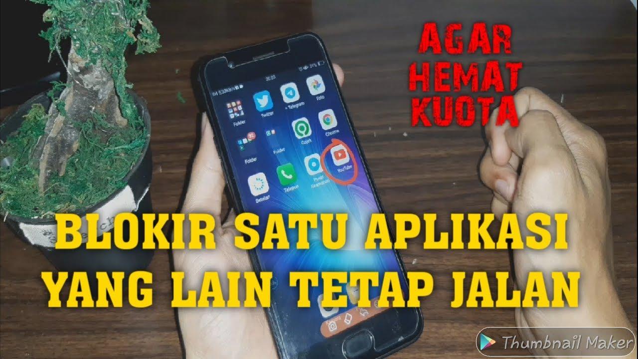Download CARA TUTUP APLIKASI AGAR HEMAT KUOTA TANPA APLIKASI TAMBAHAN