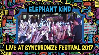Elephant Kind Live at SynchronizeFest - 7 Oktober 2017