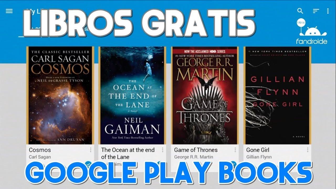 Como Descargar Libros Gratis De Google Play Books