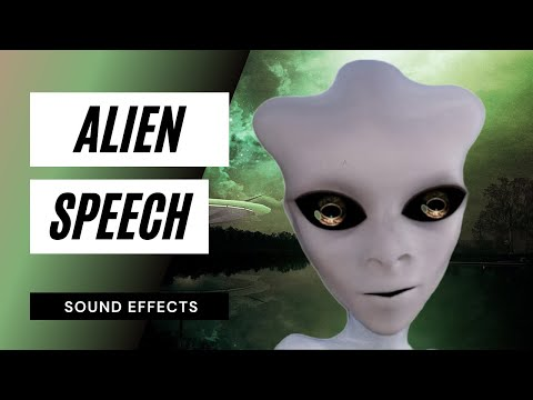 aliens speech Speech patterns have been found in a radio signal released by nasa almost 3 years previously in 2004 judge the sound for yourself, it is a very bizarre anomaly but very much worth investigating.
