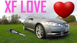 5 Things I Love about the Jaguar XF