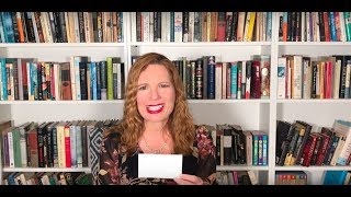 How to Plot Your Novel (With ONE Note Card?) - BLANK PAGE TO FINAL DRAFT, Bryn Donovan – WEEK FOUR!