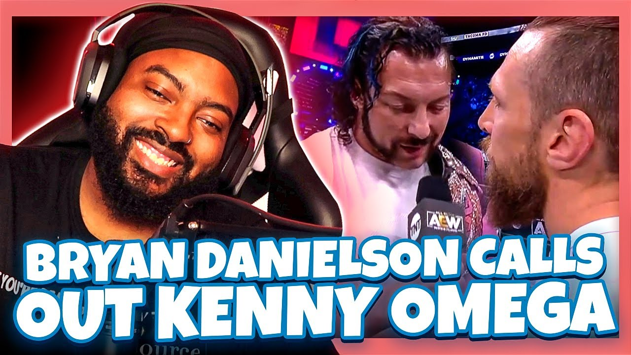Bryan Danielson calls out Kenny Omega