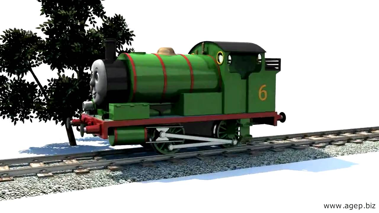 Percy The Small Engine 3D YouTube