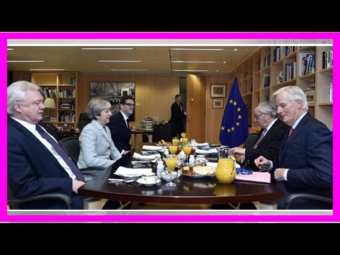Latest News 365 - Brexit two-stage negotiations-this is what happens next