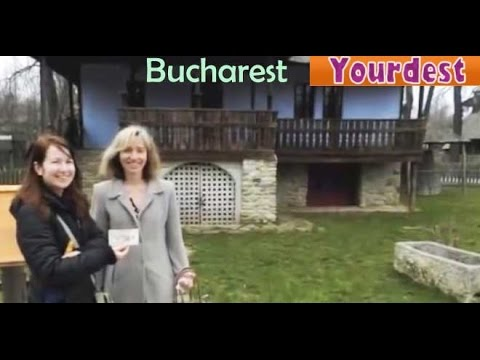 Visit to Bucharest with Diana