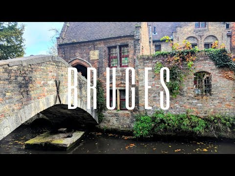 Bruges Travel Vlog: Free Walking Tour in Bruges, Belgium