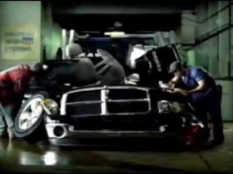 2001 Daimler-Chrysler UAW commercial