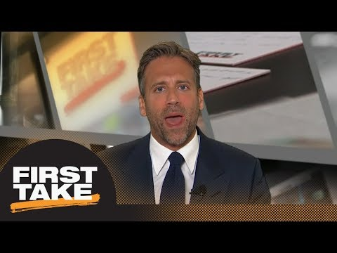Max Kellerman: 'Michigan St. should get the death penalty' | First Take | ESPN