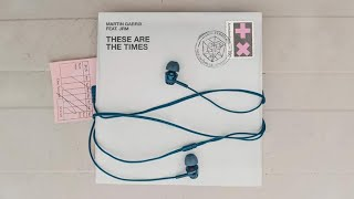 Martin Garrix - These Are The Times (feat. JRM) | (Audio)