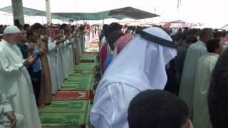 الاعلام المركزي صلاة الجمعة في ساحة العزة والكرامة بصوت الشيخ حمدي صالح