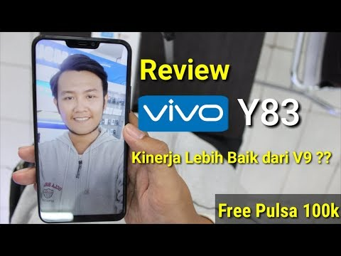 Vivo Y83 Review  - Lebih Baik dari Vivo V9 ???