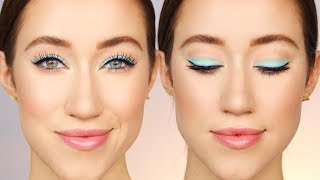 Bright Pastel Spring Makeup Tutorial