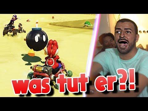 DAS LETZTE RENNEN IST SO KNAPP! | Mario Kart 8 Deluxe Turnier 9/10 | 1000€ Topf | ac4tw