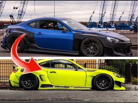 3 Cities Brz Color Transformation w/ Six Star media (Tennis Ball?)