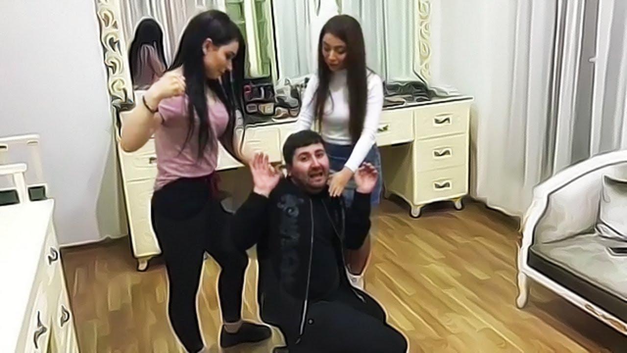 Hədsiz Dərəcədə Qısqanc Olan Oğlan - Resul Abbasov vine 2017