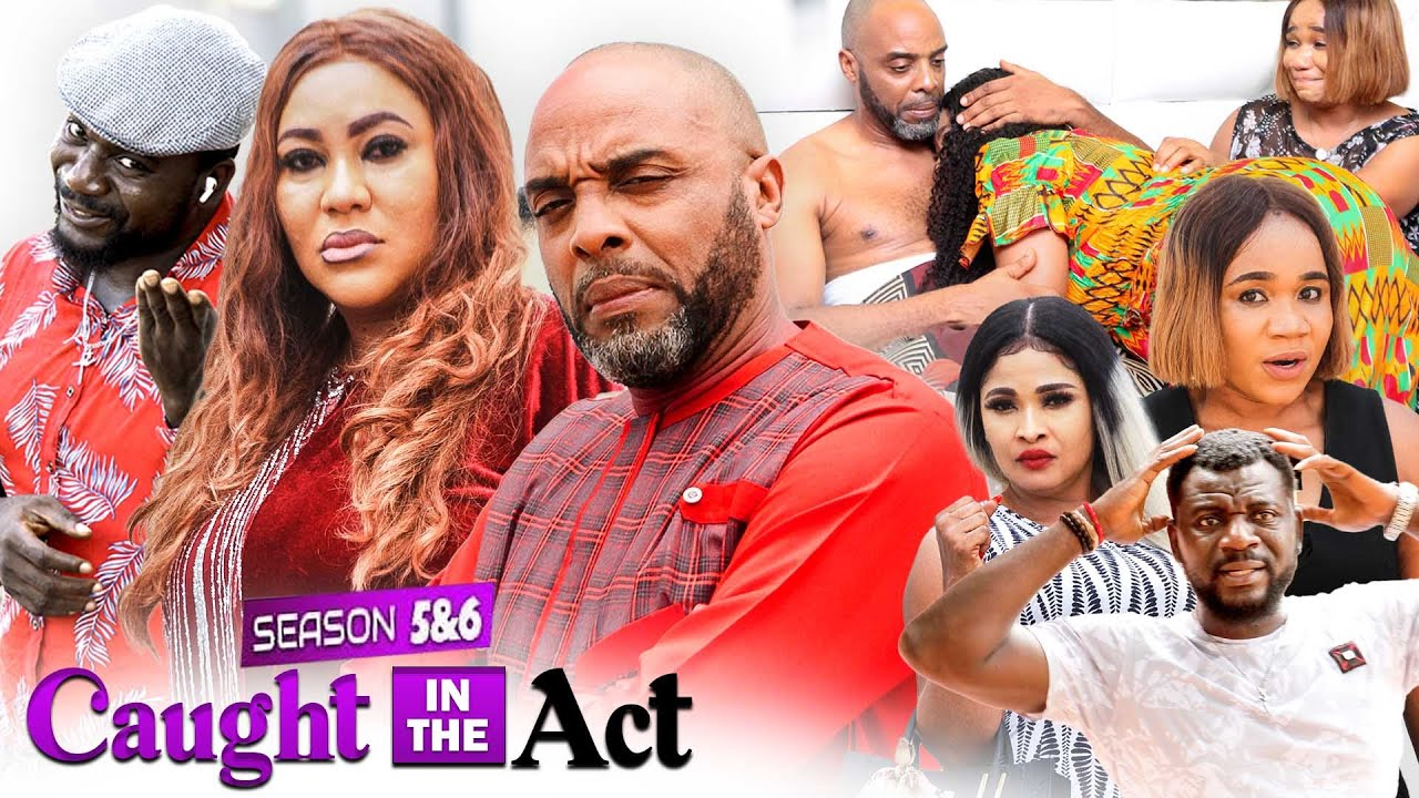 Download CAUGHT IN THE ACT PART 6 (New Hit Movie) KALU IKEAGWU 2021 LATEST NIGERIAN MOVIE/ NOLLYWOOD MOVIE