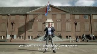 Musea in Gebaren - Rondleiding in NGT - Hermitage Amsterdam