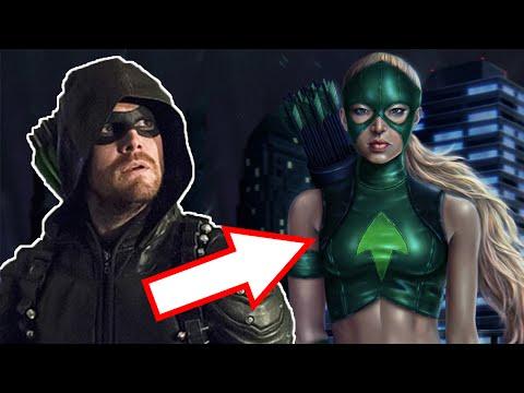 Who is Artemis? - Arrow Season 5