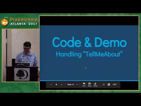 DCATL 2017 - Drupal, Alexa and Cheap Canned Beer - Paul McKibben on YouTube