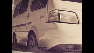Nissan Vanette Offroad