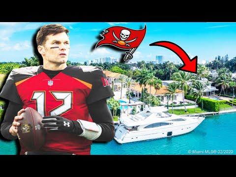 How Tom Brady Spends His Millions | 2020