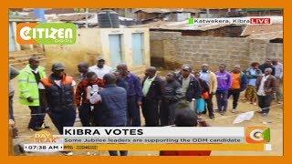 Kibra by-election in Katwekera, Kibra