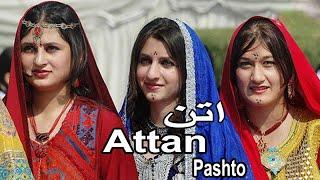 Attan   Pashto Singer Ashraf   HD Video Song