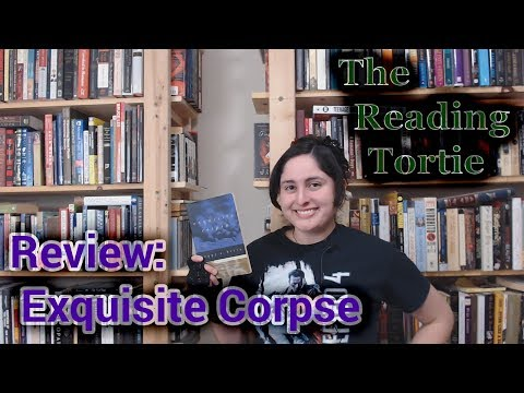 Book Review - Exquisite Corpse by Poppy Z. Brite
