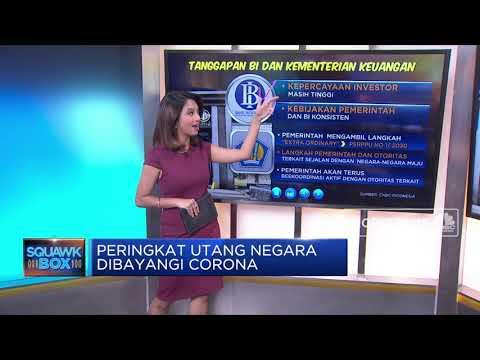 Peringkat Utang Negara Dibayangi Corona
